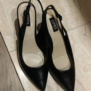 Jones New York slingback heels